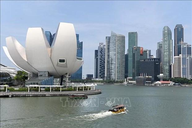 2021年新加坡经济有望增长4-6% hinh anh 1