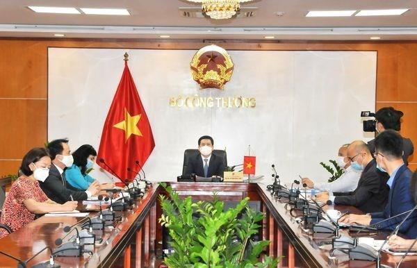 越南与日本密切协调 有效实施CPTPP hinh anh 1