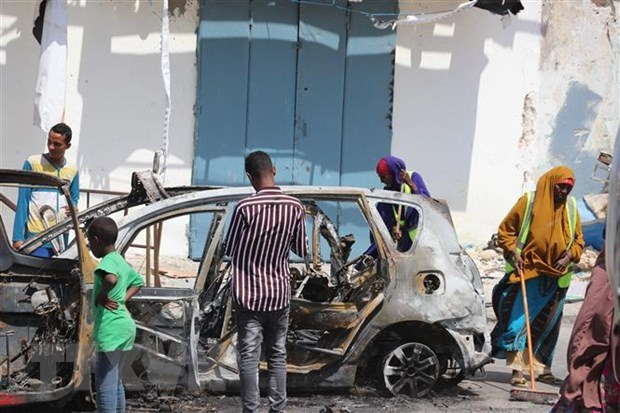越南与联合国安理会:越南谴责针对索马里平民的暴力冲突和恐怖袭击 hinh anh 1