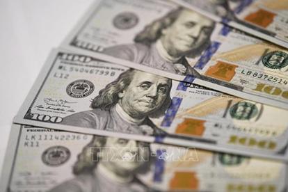 5月26日上午越盾对美元汇率中间价上调12越盾 hinh anh 1