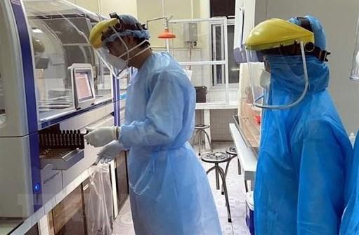 """越南部署""""集装箱式""""核酸检测实验室 hinh anh 1"""