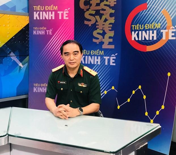 越南具备生产新冠疫苗的能力 hinh anh 1