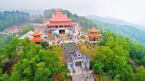 北江省启动多项促进旅游业发展的措施 hinh anh 1