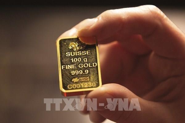 6月3日上午越南国内黄金卖出价涨跌互现 超5750万越盾 hinh anh 1