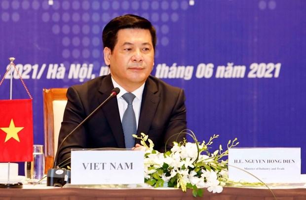 越南与新西兰加强在各场多边论坛上的合作与互相支持 hinh anh 1