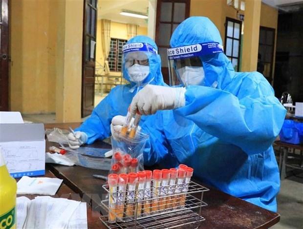 6月5日中午越南新增94例新冠肺炎确诊病例 hinh anh 1