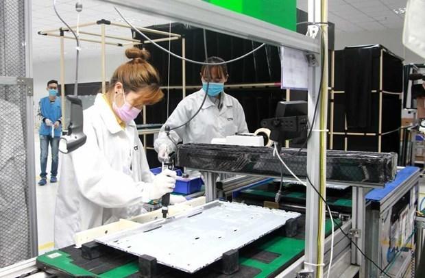 广宁市各工业园区引进投资资金超过 9.75亿美元 hinh anh 1