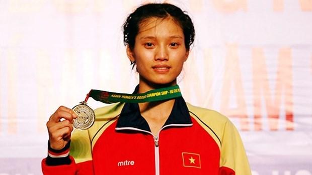 越南新增3名运动员获得东京奥运会参赛名额 hinh anh 1