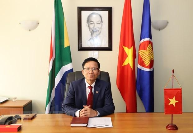 越南驻南非大使馆密切跟踪斯威士兰情况并主动做好公民保护工作 hinh anh 1