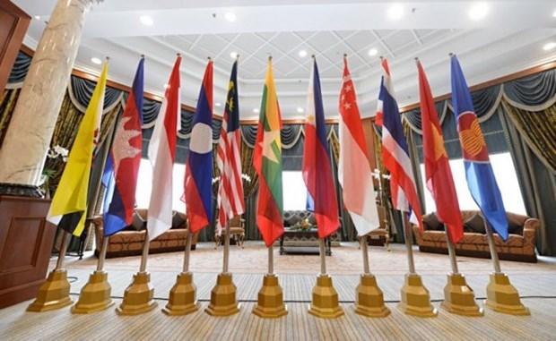 越南出席《东盟互联互通总体规划2025》讨论会 hinh anh 1
