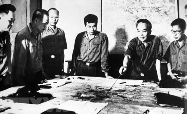 武元甲大将——杰出军事奇才、越南革命权威领袖人物 hinh anh 2