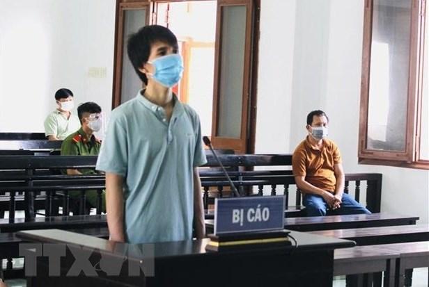 吴功著因煽动颠覆人民政权罪被判处有期徒刑10年 hinh anh 1
