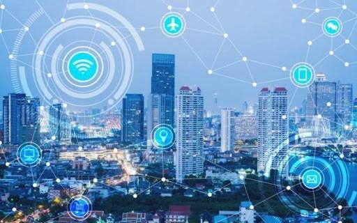 越南深化与东盟智慧城市网络内外部合作伙伴之间的合作 hinh anh 1