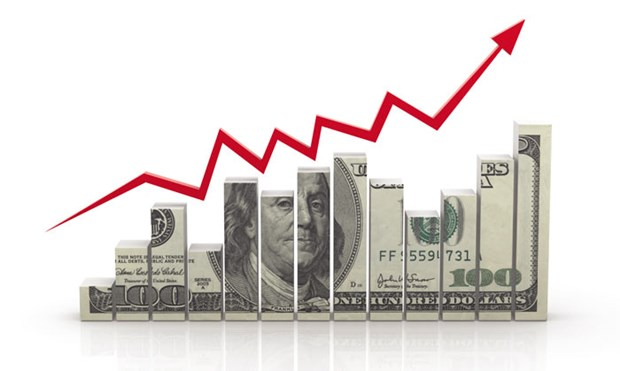 8月30日上午越盾对美元汇率中间价上调5越盾 hinh anh 1
