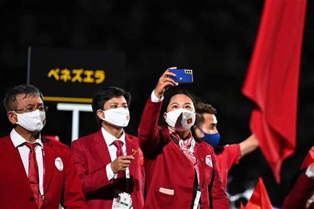2020东京残奥会:越南体育代表团的成绩好于预期 hinh anh 1