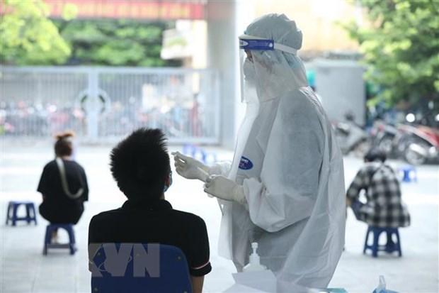 9月7日越南新增新冠肺炎确诊病例1.2 万多例 新增治愈病例1万多例 hinh anh 1