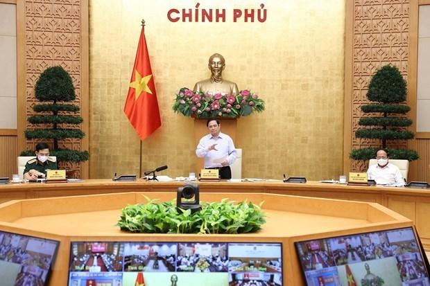 """政府总理范明政:到2021年底要彻底撤销IUU """"黄牌""""警告 hinh anh 1"""