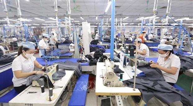 受新冠肺炎疫情影响越南纺织服装和皮革鞋业在短期内难以复苏 hinh anh 1