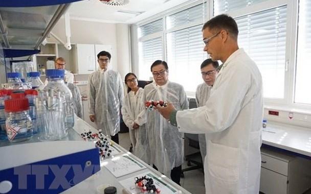 越南与奥地利推动生命科学研究与应用 hinh anh 1