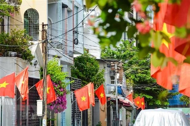 世界各国领导继续向越南领导致国庆贺电和贺信 hinh anh 1