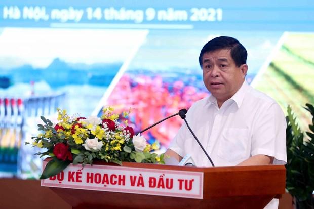 越南计划投资部拟于10月向政府提交经济复苏计划 hinh anh 2