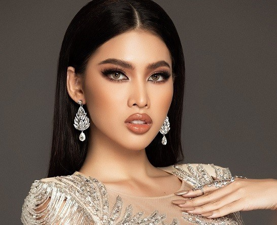 越南两名佳丽入围2020年度Miss Grand Slam竞选42强 hinh anh 2