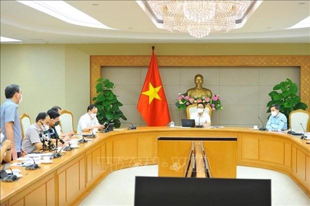 2021年年底前越南至少1款国产新冠疫苗获批上市 hinh anh 1