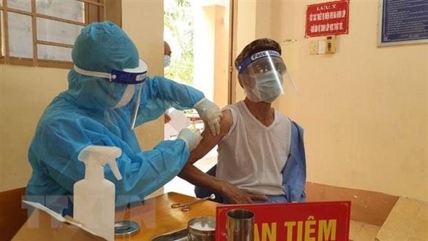 """河内与胡志明市致力加快疫苗接种 扩大""""绿区""""范围 hinh anh 1"""