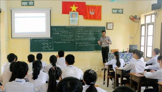 Thi sinh se dang ky du thi tot nghiep Trung hoc pho thong va xet tuyen dai hoc, cao dang tu 15/6 hinh anh 1