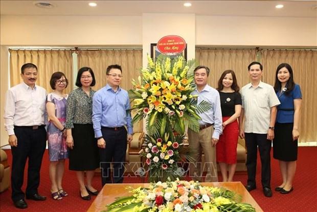 Loi cam on cua Thong tan xa Viet Nam nhan ky niem 95 nam Ngay Bao chi Cach mang Viet Nam hinh anh 3