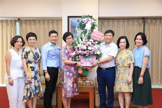 Loi cam on cua Thong tan xa Viet Nam nhan ky niem 95 nam Ngay Bao chi Cach mang Viet Nam hinh anh 2