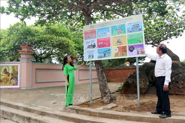 Cong nhan Phu Quy la Khu du lich cap tinh cua Binh Thuan hinh anh 3