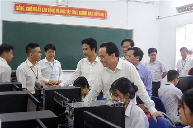 Son La chuan bi cho ky thi tot nghiep Trung hoc pho thong nam 2020 dien ra an toan, nghiem tuc hinh anh 1