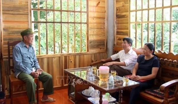 Nhan Ngay Thuong binh - Liet sy 27/7: Lai Chau thuc hien hieu qua viec ho tro nha o doi voi nguoi co cong hinh anh 2
