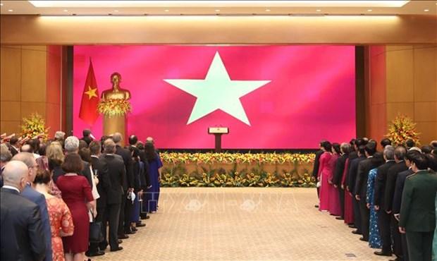Thu tuong Nguyen Xuan Phuc chu tri Le ky niem 75 nam Quoc khanh hinh anh 3