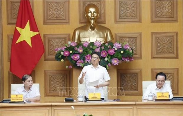 Ky thi tot nghiep Trung hoc Pho thong nam 2021 duoc to chuc nhu nam 2020 hinh anh 1