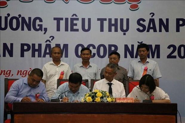 Dak Nong cong nhan 22 san pham nong nghiep dau tien dat tieu chuan OCOP hinh anh 2