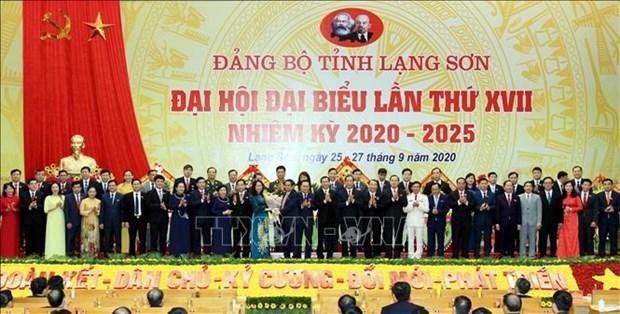 Ba Lam Thi Phuong Thanh tai dac cu Bi thu Tinh uy Lang Son hinh anh 2