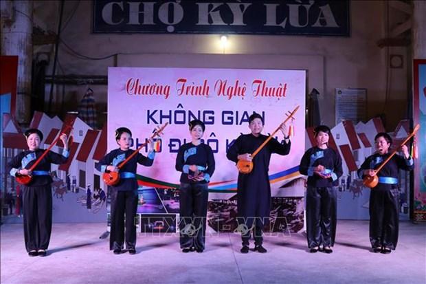 Pho di bo Ky Lua, thanh pho Lang Son chinh thuc hoat dong hinh anh 2