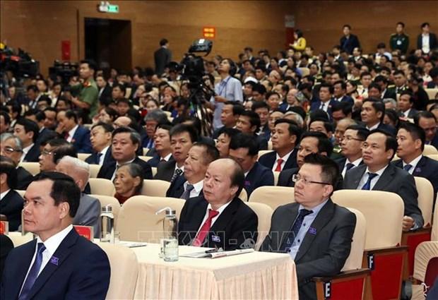 Thu tuong Chinh phu Nguyen Xuan Phuc du va chi dao Dai hoi dai bieu Dang bo tinh Nghe An nhiem ky 2020 - 2025 hinh anh 2