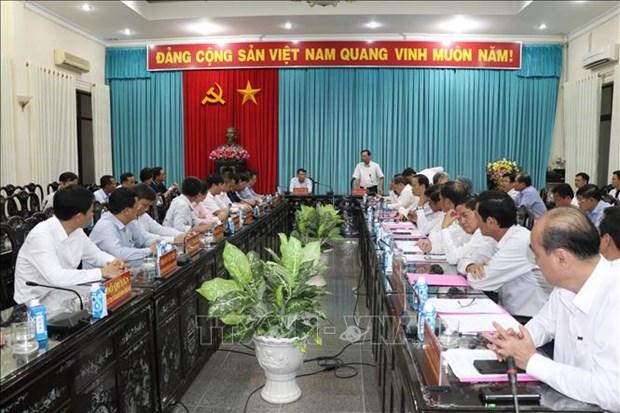 Thong Tan Xa Viet Nam va tinh Ben Tre tang cuong hop tac thong tin hinh anh 1