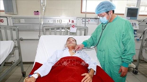 Quang Tri: Chu dong xay dung ke hoach phong, chong benh Whitmore tai cong dong hinh anh 1
