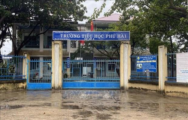 Ninh Thuan: Hoc sinh nghi hoc de tranh mua lu hinh anh 1