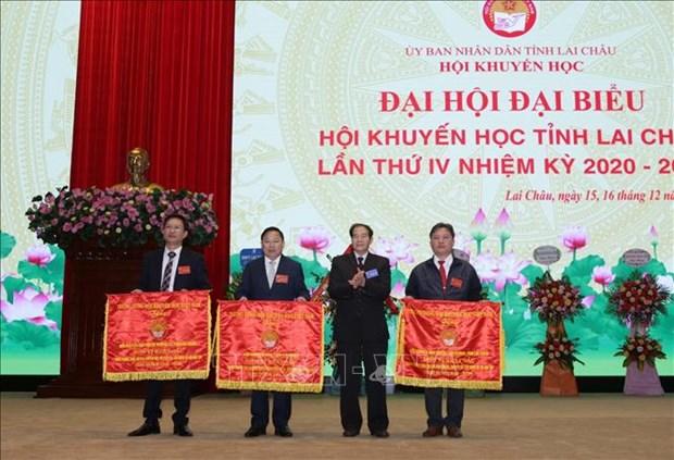 Nang cao chat luong hoat dong Hoi Khuyen hoc tinh Lai Chau hinh anh 1