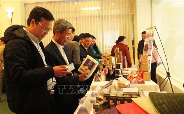 Thua Thien - Hue trao chung nhan cho 25 san pham OCOP hinh anh 2