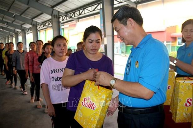 Binh Thuan khong de thieu hang Tet o dia ban mien nui hinh anh 1