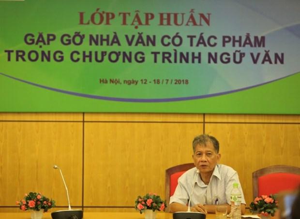 "Nguyen Huy Thiep – ""cua hiem"", ""hien tuong doc dao"" cua van dan Viet Nam hinh anh 1"