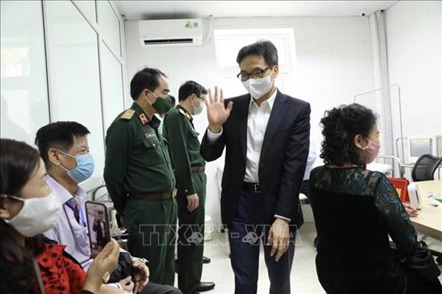Viet Nam se som co vaccine ngua COVID-19 an toan, hieu qua hinh anh 1