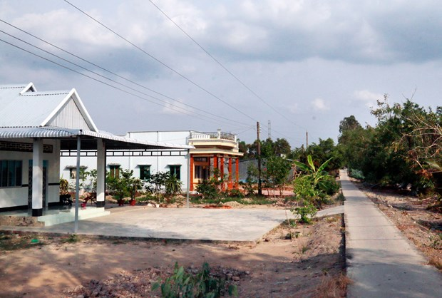 Dam am Tet co truyen Chol Chnam Thmay cua dong bao Khmer hinh anh 1
