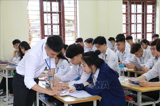Bo Giao duc va Dao tao se co giai phap phu hop de to chuc ky thi tot nghiep Trung hoc pho thong 2021 dam bao an toan hinh anh 1